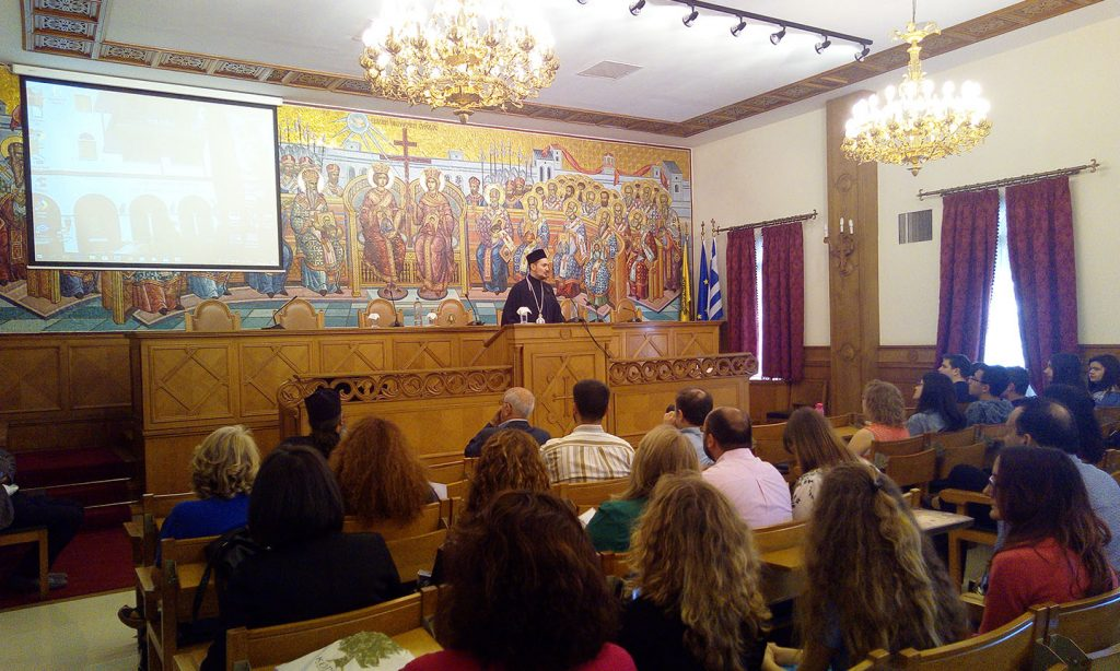 Learning and teaching about Judaism through the coexistence of Greek Christians and Jews