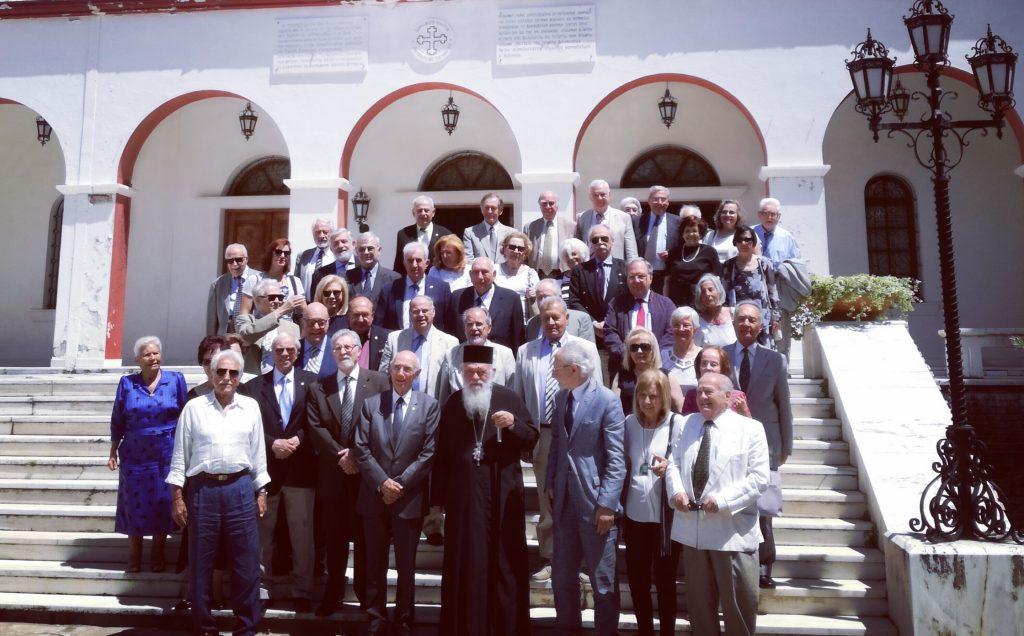 Το Σώμα Ομοτίμων Καθηγητών του ΕΚΠΑ στο Διορθόδοξο Κέντρο